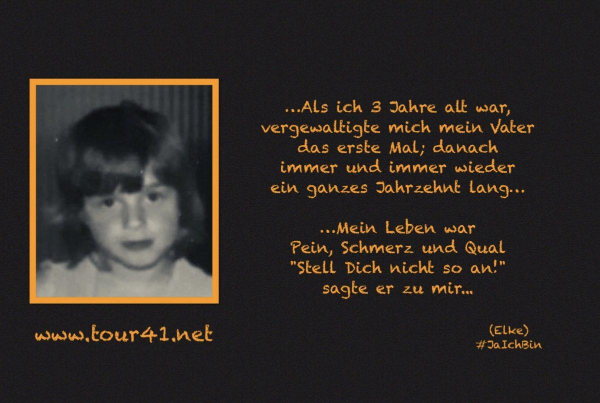 #JaIchBin – Weil wir so viele sind – Elke