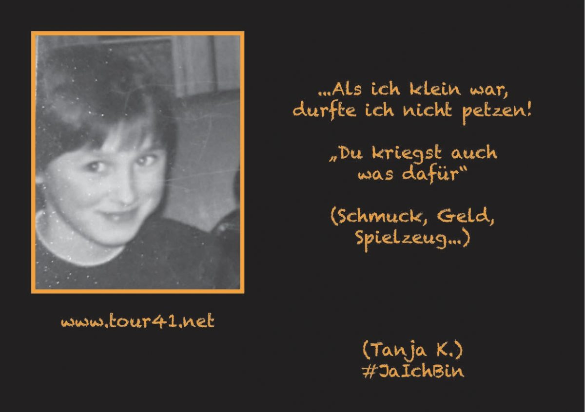 #JaIchBin – Weil wir so viele sind – Tanja K.