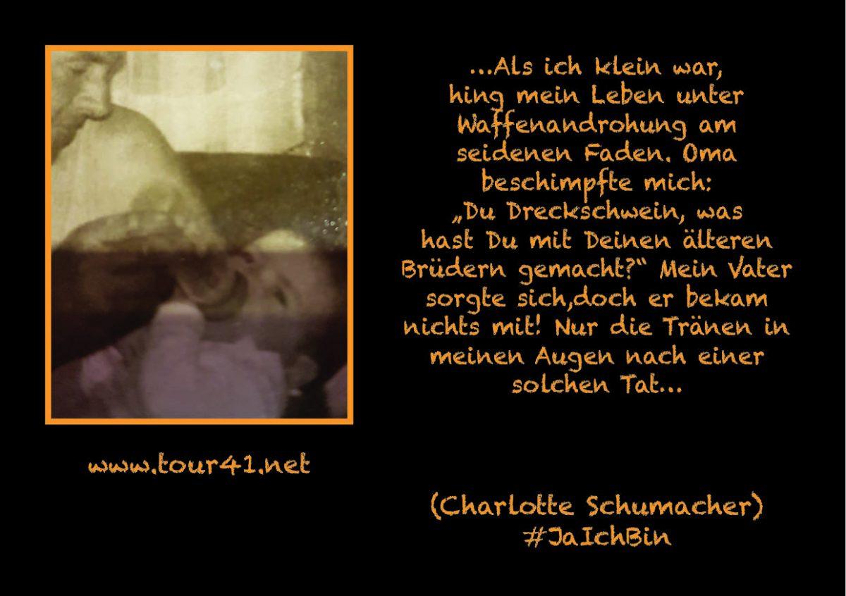 #JaIchBin – Weil wir so viele sind – Charlotte Schumacher