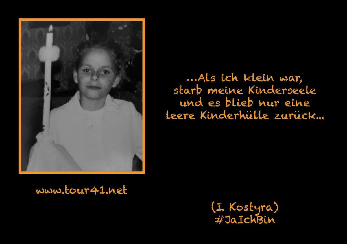 #JaIchBin – Weil wir so viele sind – I.Kostyra