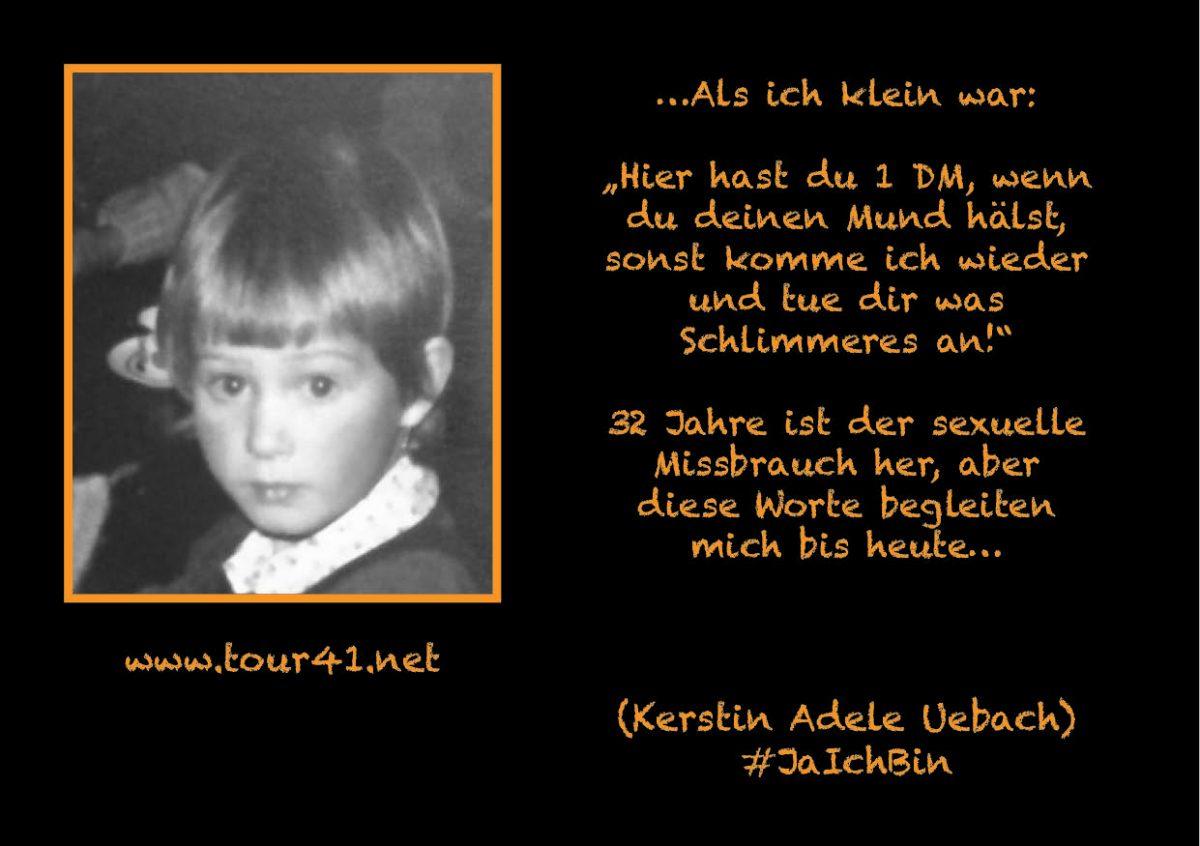 #JaIchBin – Weil wir so viele sind – Kerstin Adele Uebach