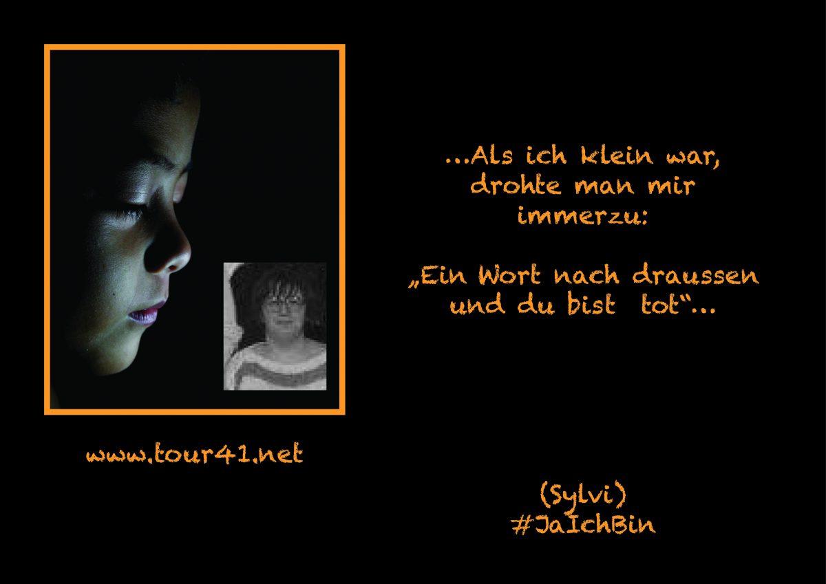 #JaIchBin – Weil wir so viele sind – Sylvi