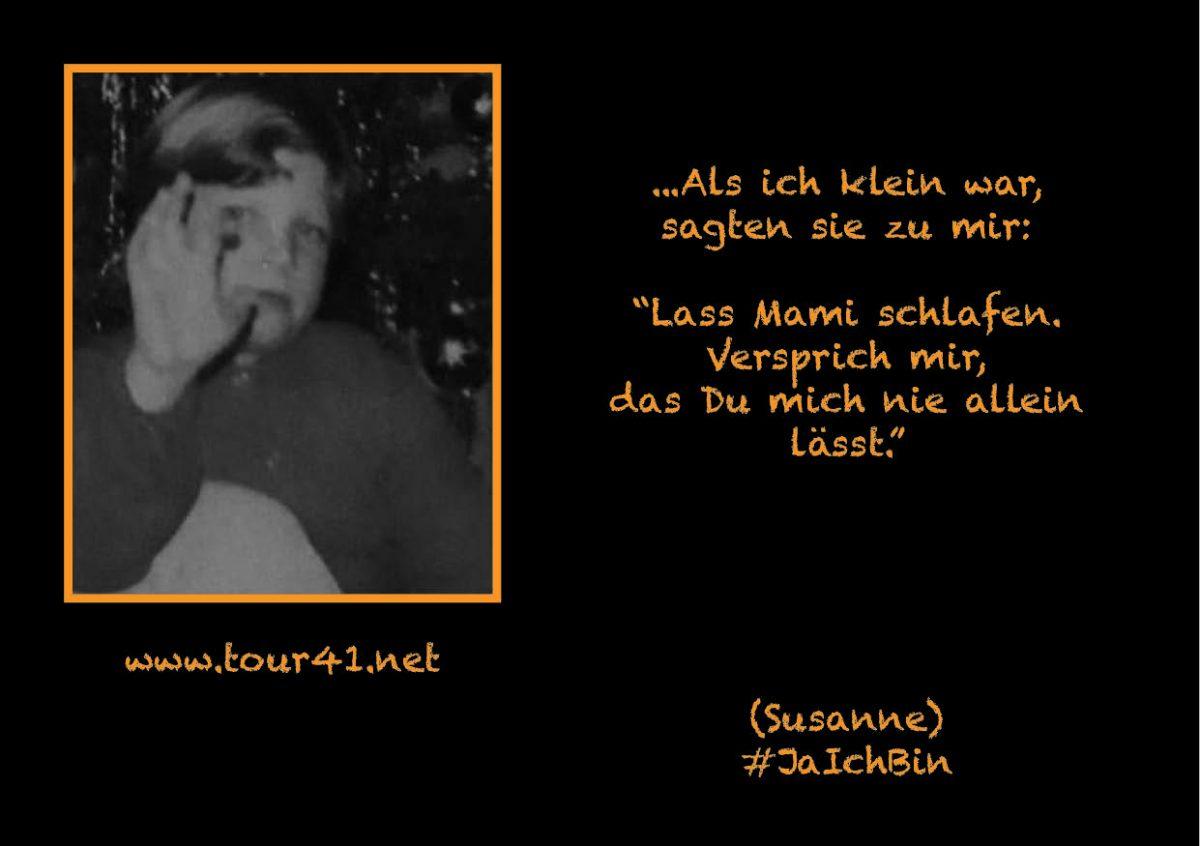 #JaIchBin – Weil wir so viele sind – Susanne
