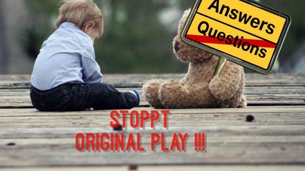 Original Play Kontraste